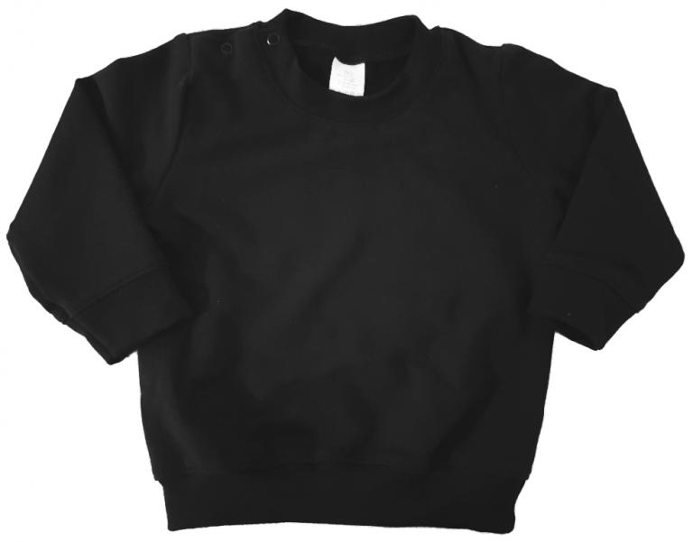 Sweater-Zwart-baby-trui
